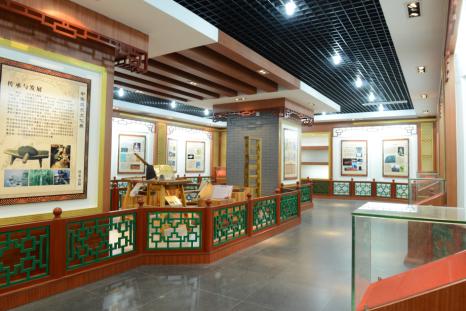 岭南中药博物馆(中药历史文化展示厅)